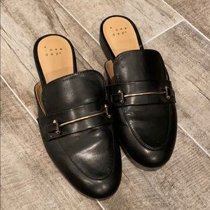 A New Day loafer slides